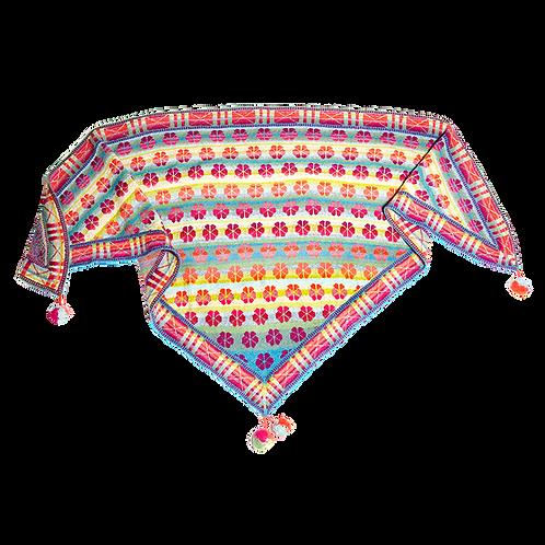 Maltheser sjal - pastel