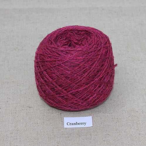 Cranberry | lambswool