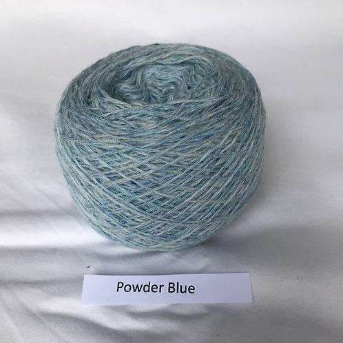 Powder Blue - Lambswool