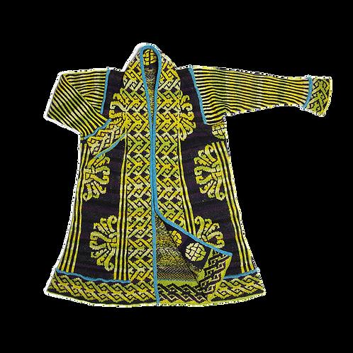 Tyrkisk frakke - grøn