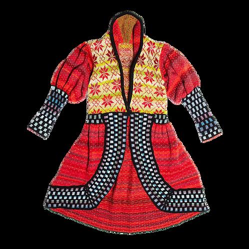 PATTERN without yarn - ROKOKO COAT