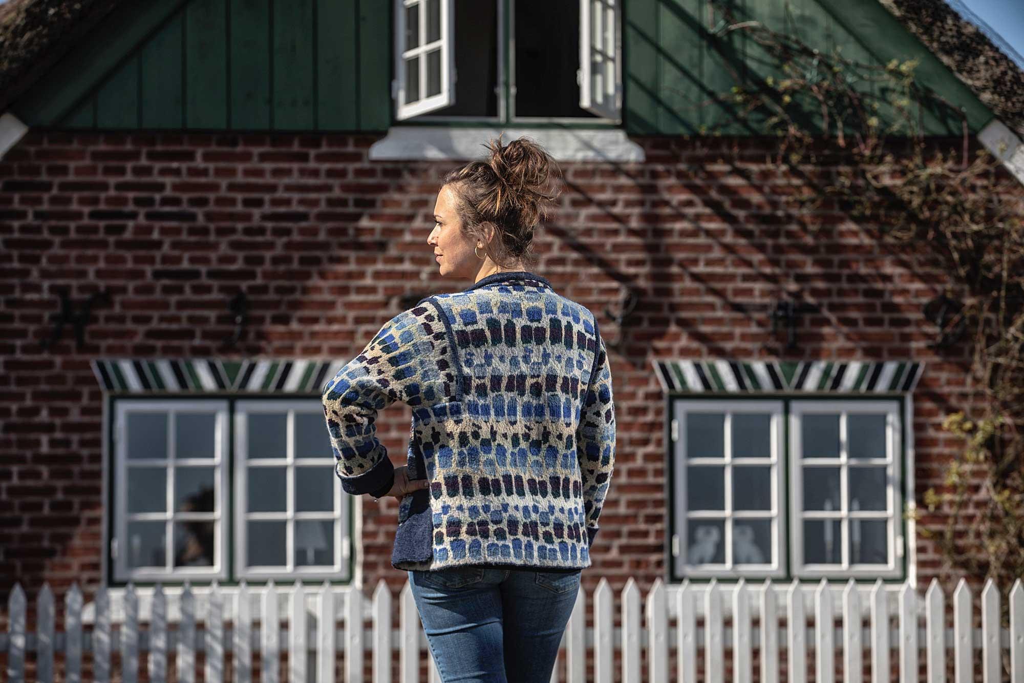 Christel Seyfarth PIECES jacket
