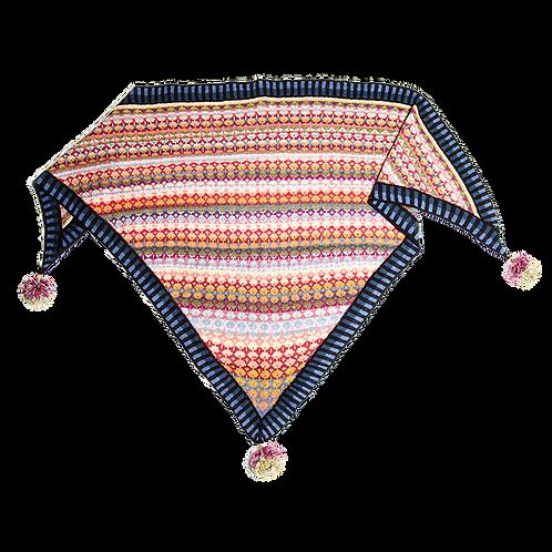 MONGOLIA shawl