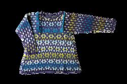 Christel Seyfarth sweater ocean