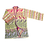 Thumbnail: Fuglejakke - pink/grøn