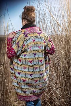 Christel Seyfarth Beachbirds Coat