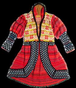 Christel Seyfarth rokoko frakke