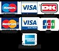 Betalingskort | eSHOP christel Seyfarth