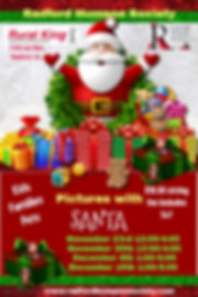 Pics with Santa - Made with PosterMyWall