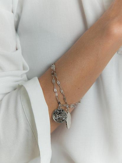 Набор браслетов «монеты»