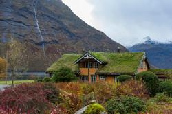 N17 Urke on the Norangsfjord, Møre og Romsdal, Norway