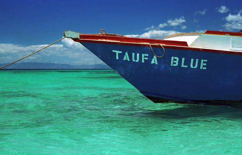 FJ14 Taufa Blue