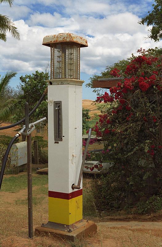 FJ16 Petrol pump