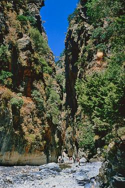 G8 Samariá Gorge