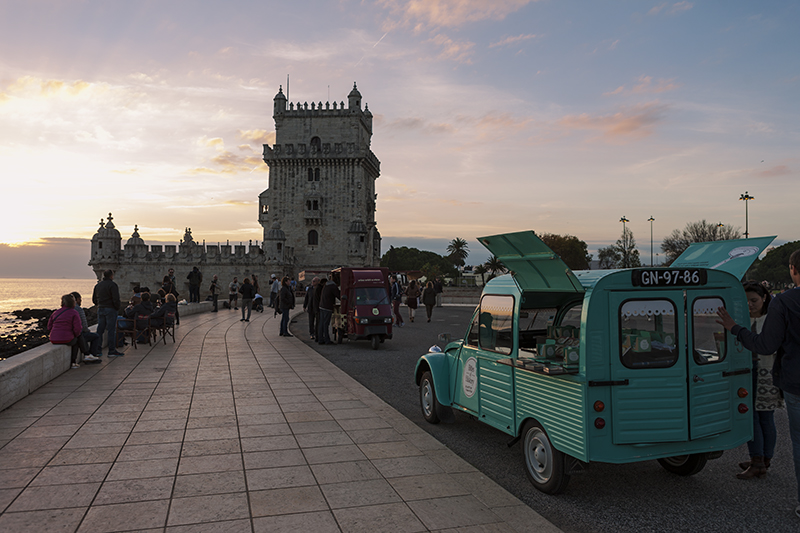 MI15 Torre de Belem, Lisbon