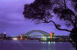 A5 Sydney Harbour Bridge