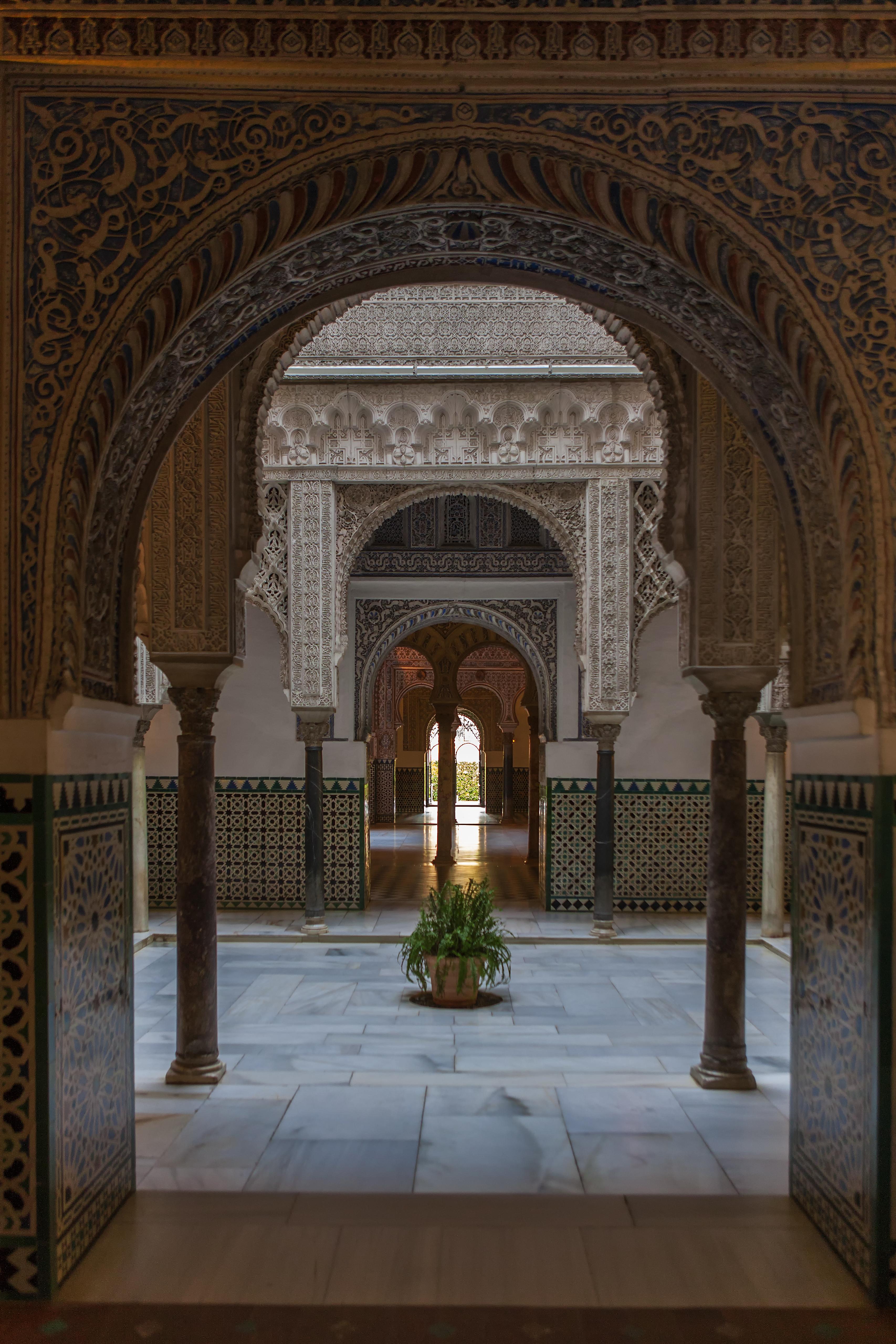 C16 Real Alcázar, Sevilla