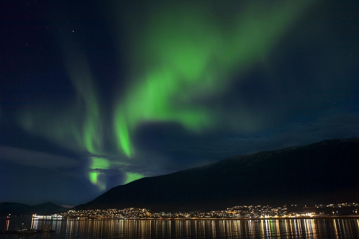 N4 Tromsø Fjord, Troms, Norway