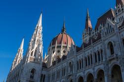 B2 Hungarian Parliament Building