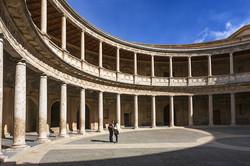 C2 Palacio Carlos V, La Alhambra