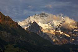 S8 Jungfrau evening