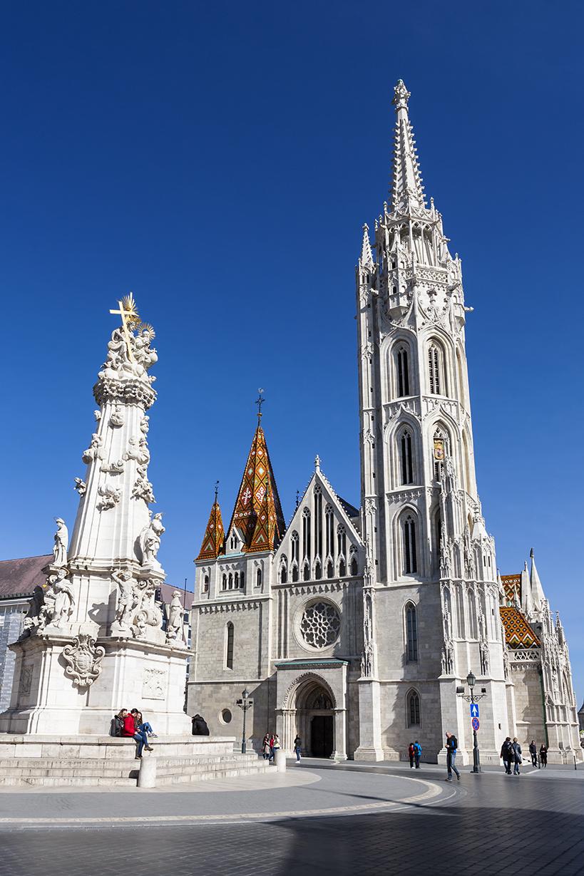 B8 Mátyás Church