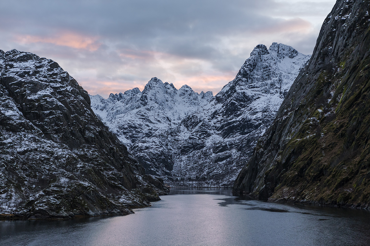 N3 Trollfjorden, Hadsel, Vesterålen, Norway