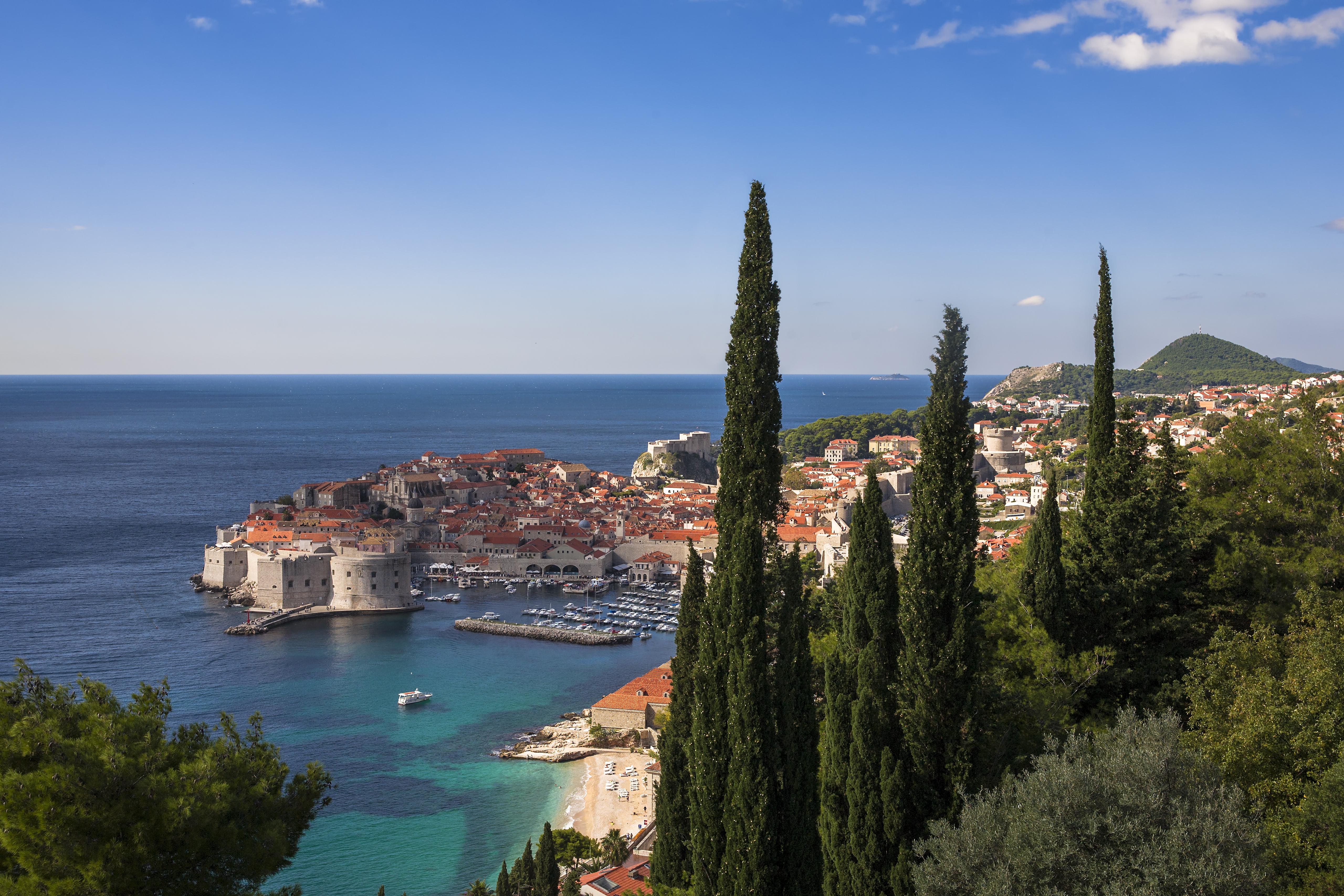 CR1 Dubrovnik: Stari Grad