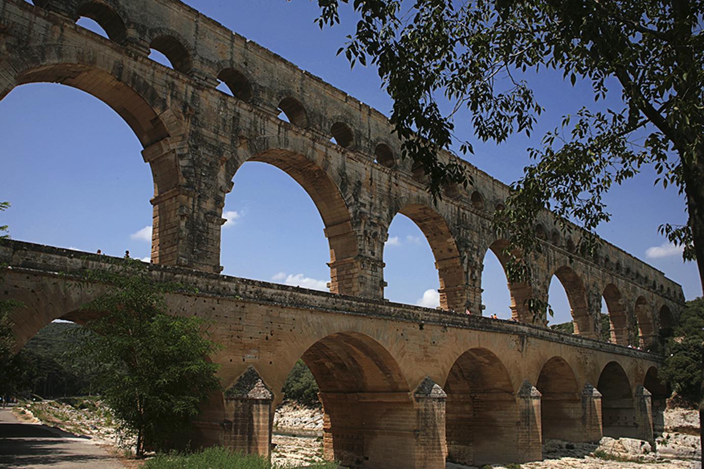 F1 Pont du Gard