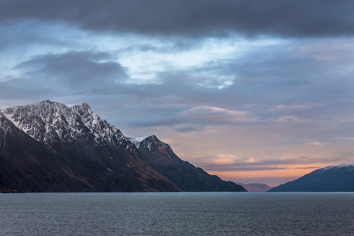 N20 Stjernsund, Vest-Finnmark, Northern Norway
