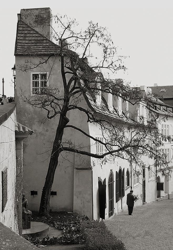 MI12 Nerudova, Prague
