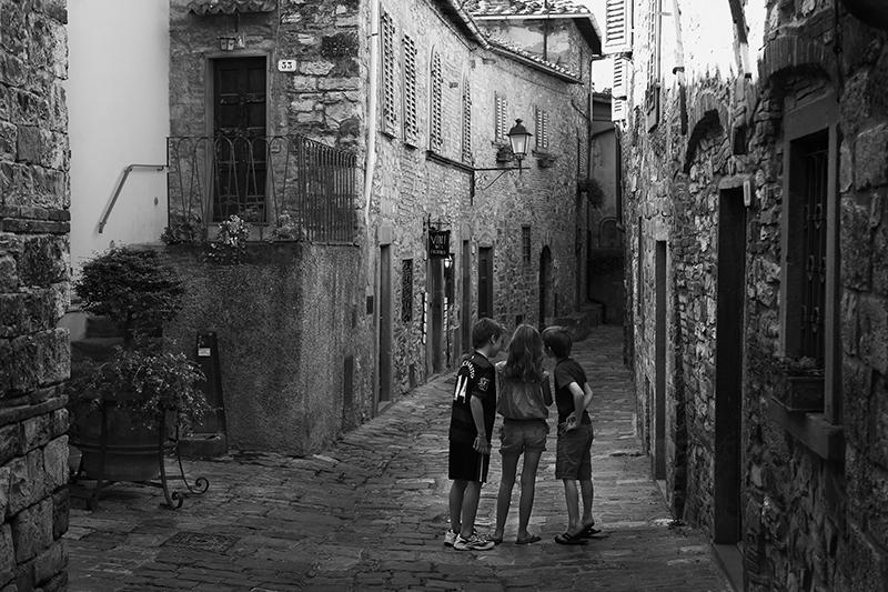 P16 Montefioralle, Tuscany
