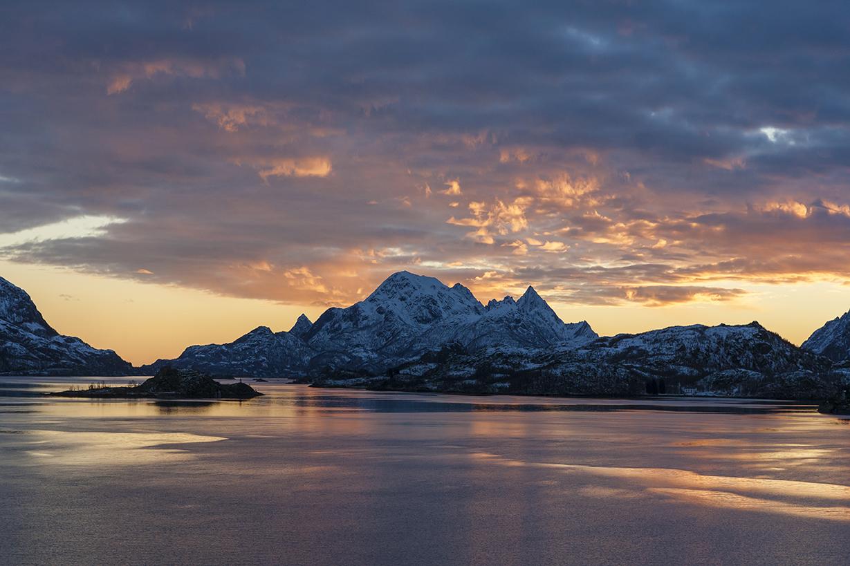 N7 Raftsundet, Vesterålen, Northern Norway