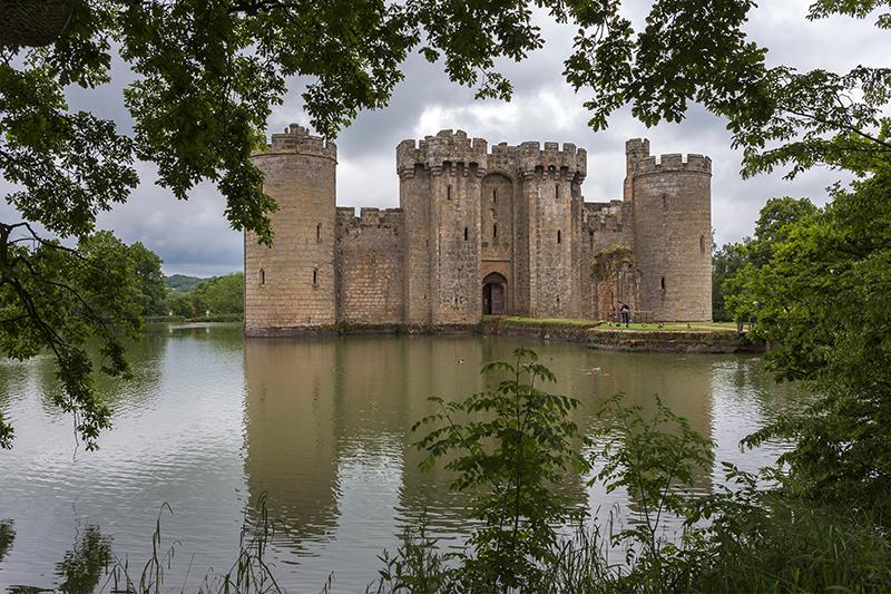 U17 Bodiam Castle