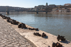 B4 Shoes on the Danube Bank