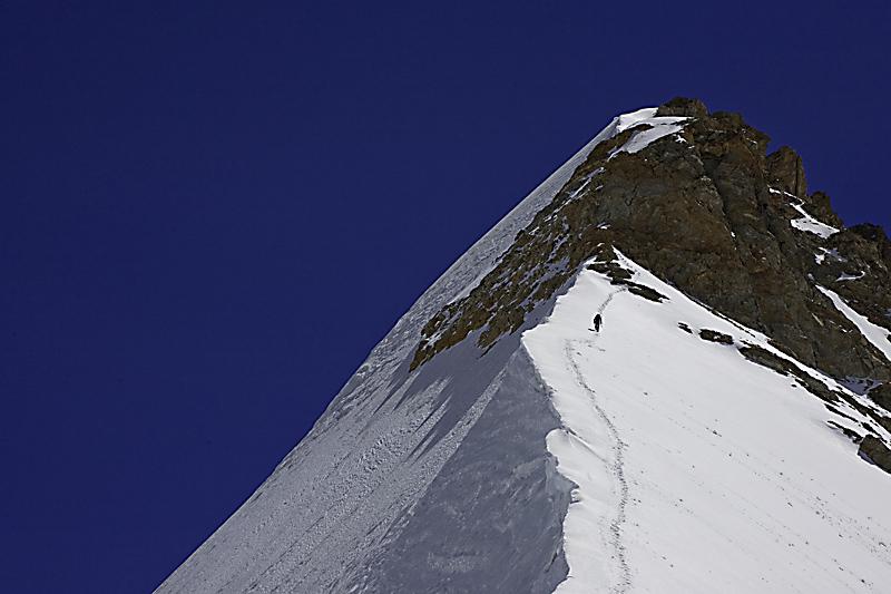 S1 Climbing the Trugberg