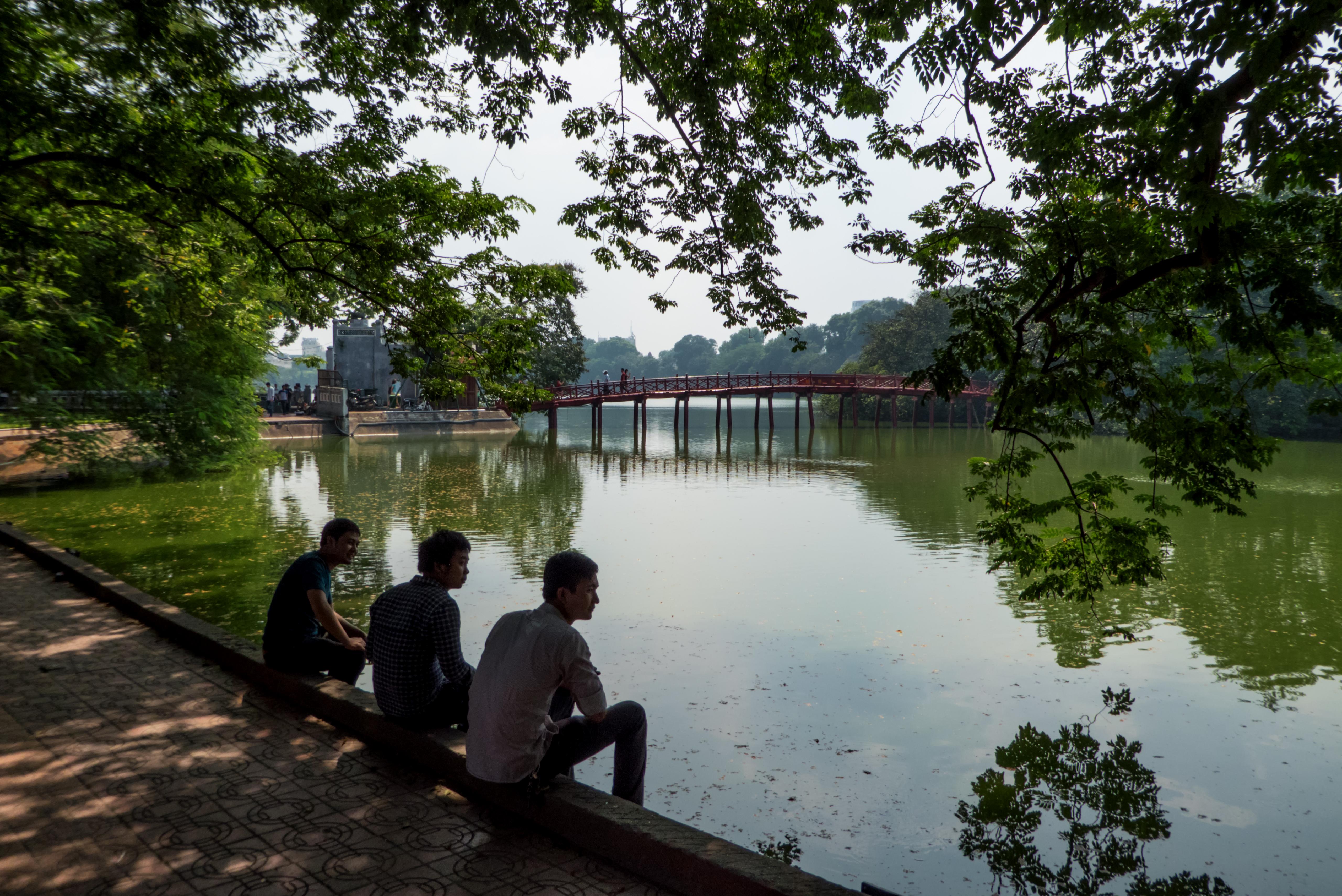 SE5 Hoan Kiem Lake, Hanoi
