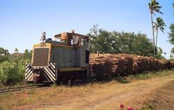FJ12 Sugar-cane railway