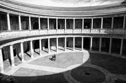 C4 Palacio Carlos V, La Alhambra