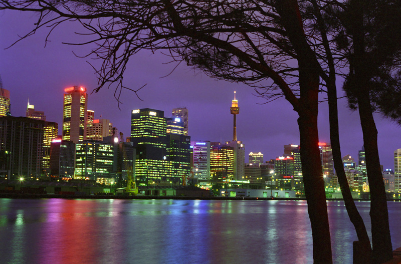 A3 Darling Harbour, Sydney