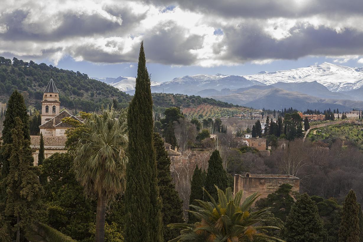 C7 Alcazaba, Alhambra