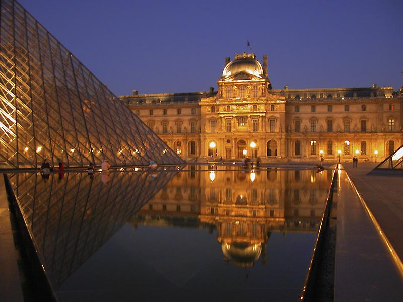 F7 Palais du Louvre, Paris