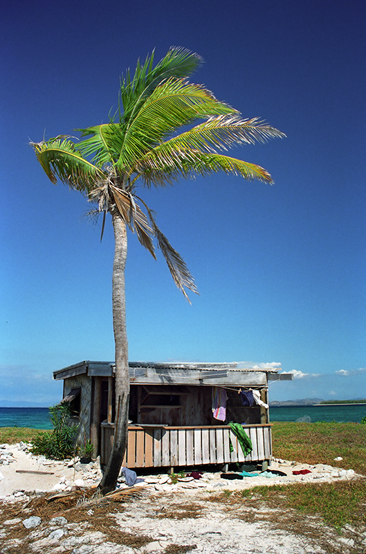 FJ11 Beach shack