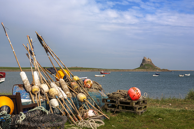U11 Lindisfarne, the Holy Island
