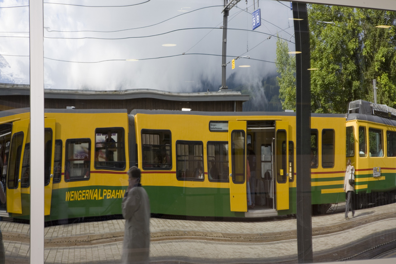 S16 Wengen station