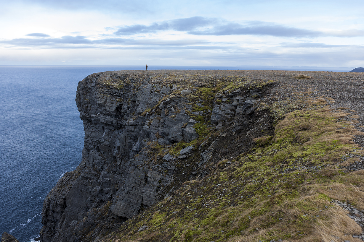 N11 Nordkapp (North Cape), Magerøya, Finnmark, Northern Norway