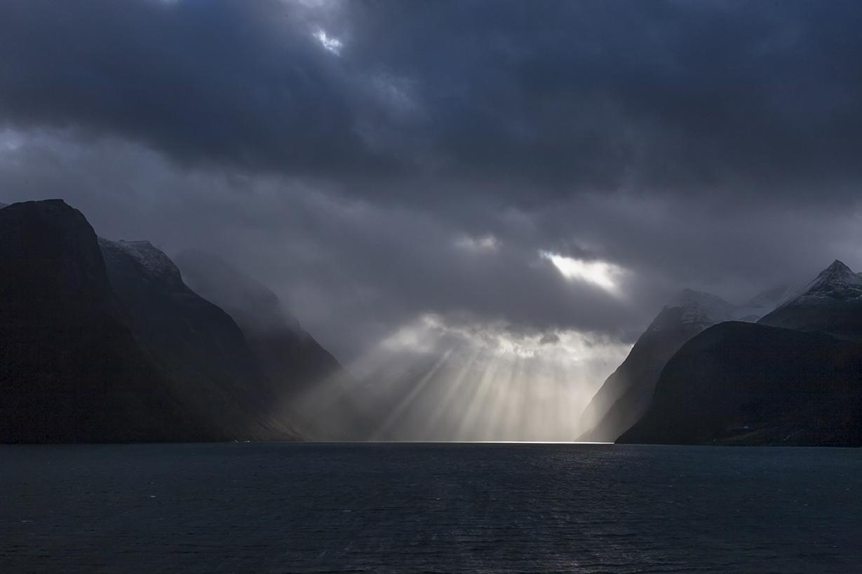 N1 Hjørundfjord, Møre og Romsdal, Norway