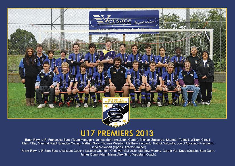 2013 - Under 17 Premiers.jpg