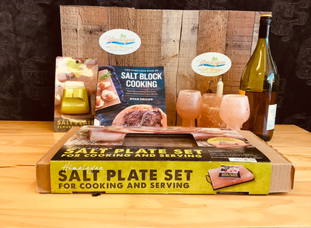 The Advantages of Cooking or Chilling Foods on a Himalayan Salt Block
