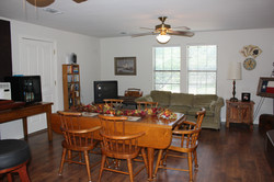 Hawk's Nest Living/Dining